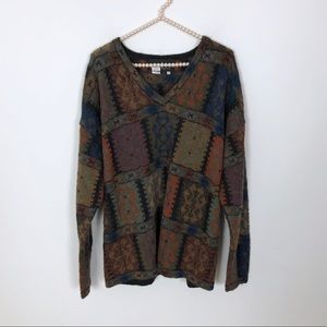 Peruvian Connection Alpaca Sweater